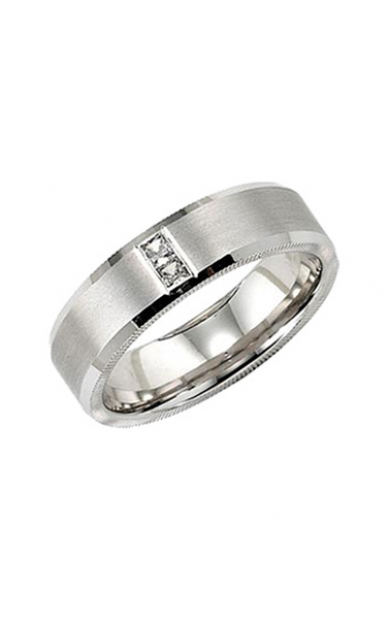 ArtCarved Classic Wedding band 22-V7371W-G product image