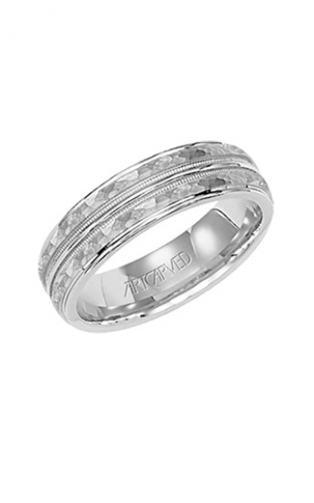 ArtCarved Classic Wedding band 22-V5011W-G product image