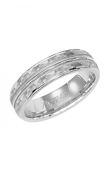 ArtCarved Contemporary Wedding band 11-WV5011W-G product image