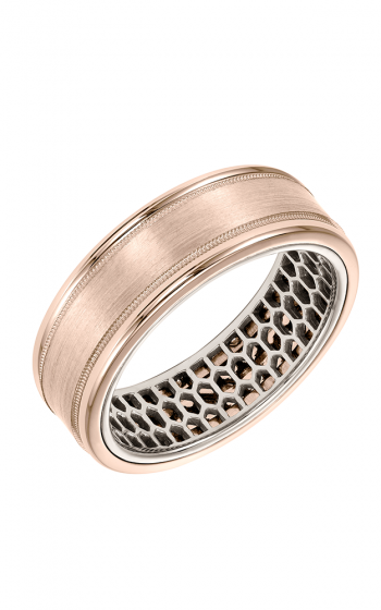 ArtCarved Engraved Wedding band 11-WV10RW7-G product image