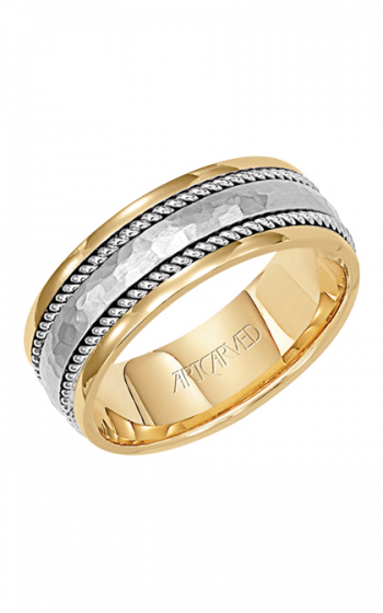 ArtCarved Vintage Wedding band 11-WV5018-G product image