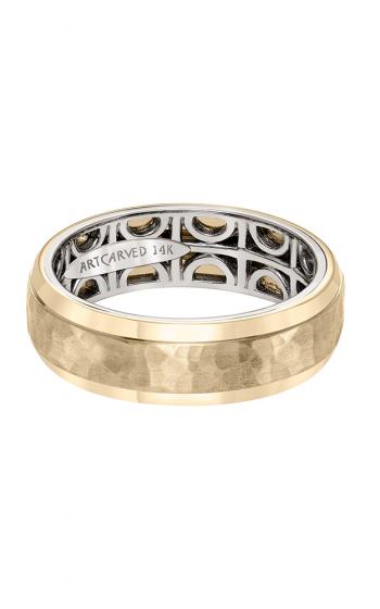 ArtCarved Engraved Wedding band 11-WV13U7-G product image