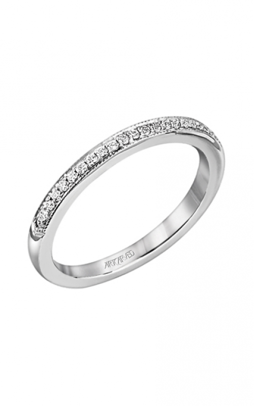ArtCarved Contemporary Wedding band 31-V200W-L product image