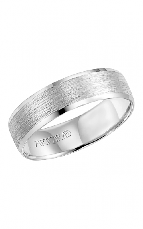 ArtCarved Classic Wedding band 11-WV7389W-G product image