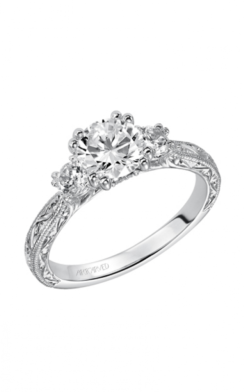 ArtCarved Engagement ring Vintage 31-V433ERW-E product image