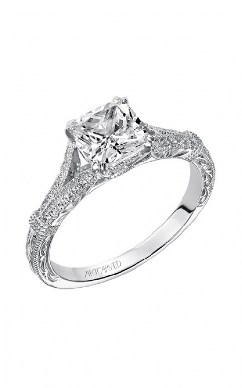 ArtCarved Engagement ring Vintage 31-V494GUW-E product image