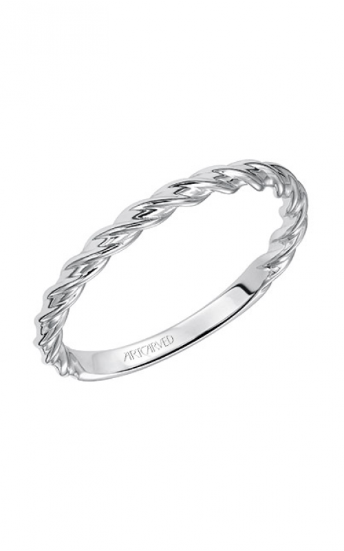 ArtCarved Contemporary Wedding band 31-V460W-L product image