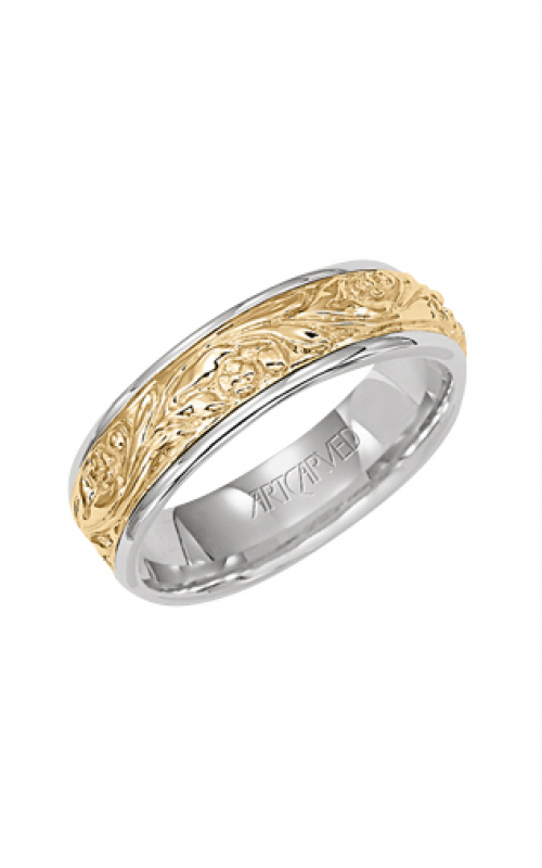 Artcarved SUCCESS 6MM 14KT WEDDING RING 11-WV4008-G product image