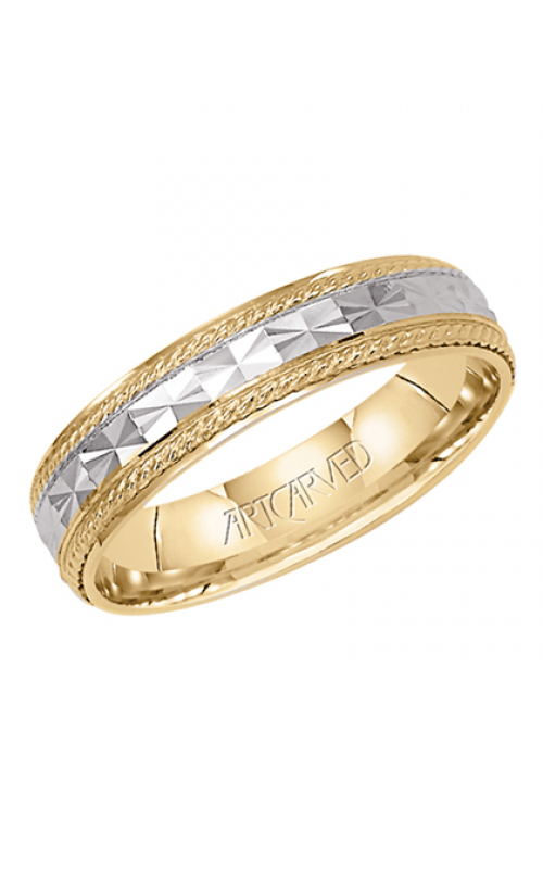 ArtCarved Vintage Wedding band 11-WV5021-G product image