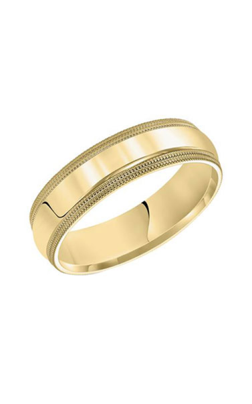 ArtCarved Classic Wedding band 01-DMIR060-G product image
