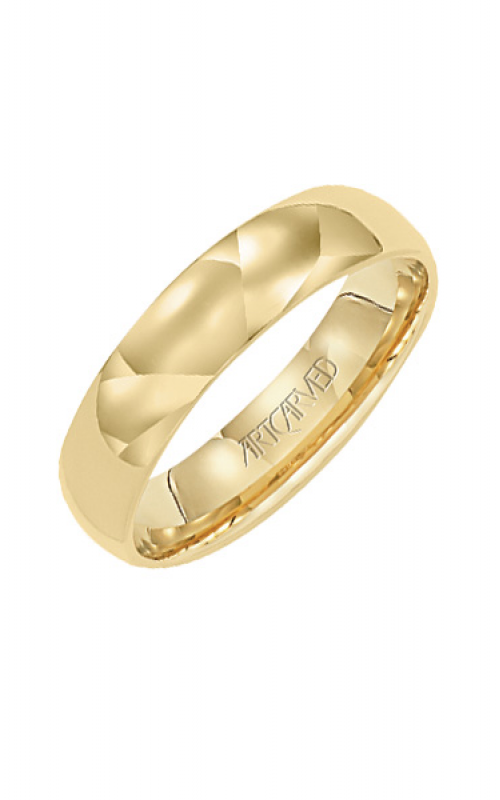 ArtCarved Classic Wedding band 01-WVLDIR5-G product image