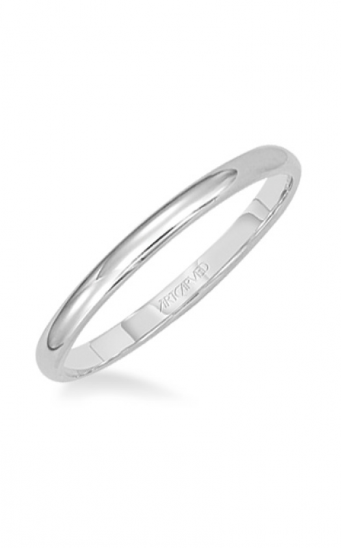 ArtCarved Classic Wedding band 11-WLDIR2PD-G product image