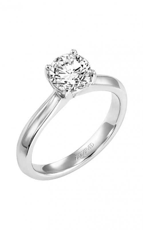ArtCarved Classic Engagement ring 31-V226ERW-E product image