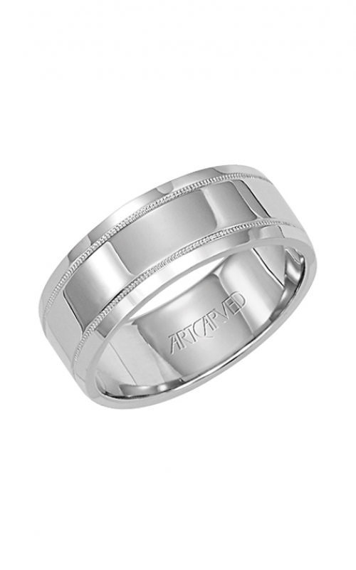 ArtCarved Classic Wedding band 11-WV5107W-G product image