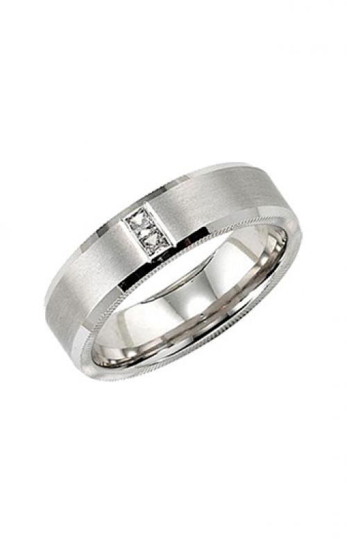 ArtCarved Wedding band Classic 22-V7371W-G product image