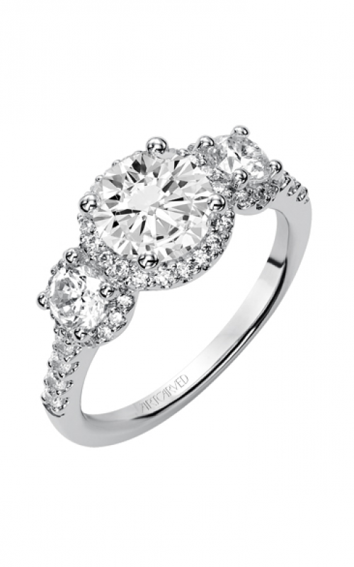 Artcarved REGAN Engagement Ring 31-V376FRW-E product image