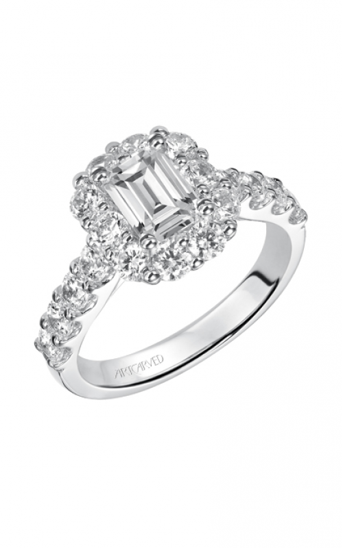 Artcarved WYNONA Engagement Ring White Gold 31-V332EEW-E product image