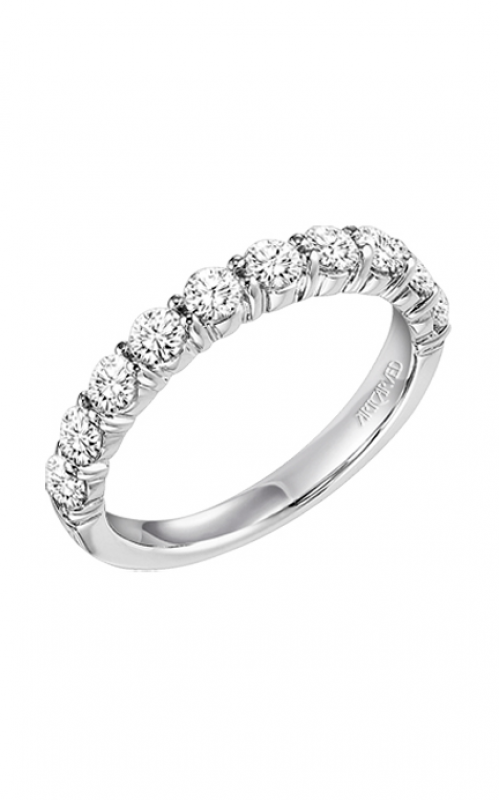 ArtCarved Classic Wedding band 31-V296W-L product image