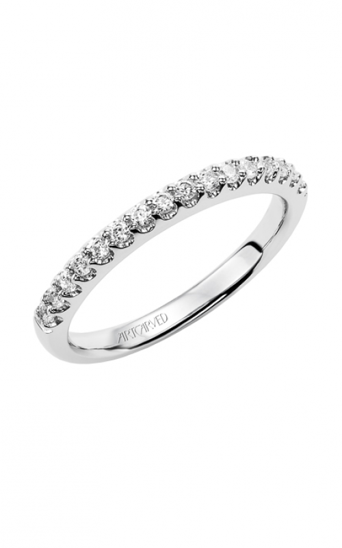 ArtCarved Classic Wedding band 31-V376W-L product image