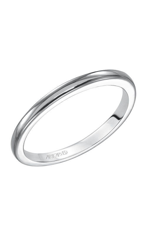 ArtCarved Classic Wedding band 31-V126W-L product image