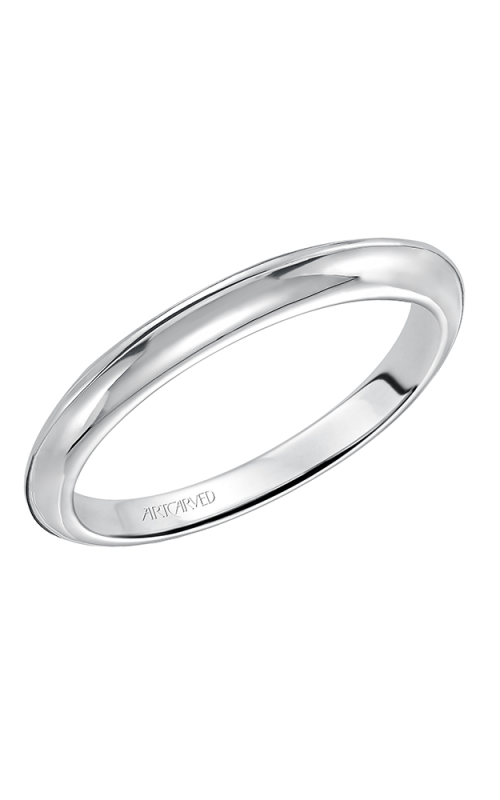 ArtCarved Classic Wedding band 31-V154W-L product image