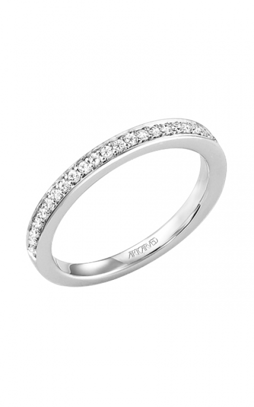 ArtCarved Classic Wedding band 31-V226W-L product image