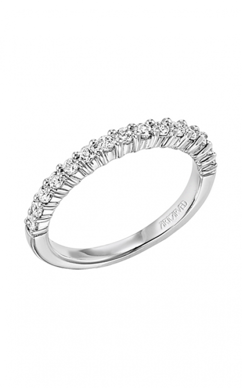 ArtCarved Classic Wedding band 31-V239W-L product image