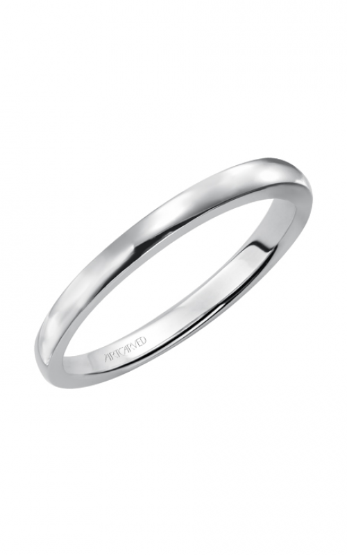 ArtCarved Classic Wedding band 31-V405W-L product image