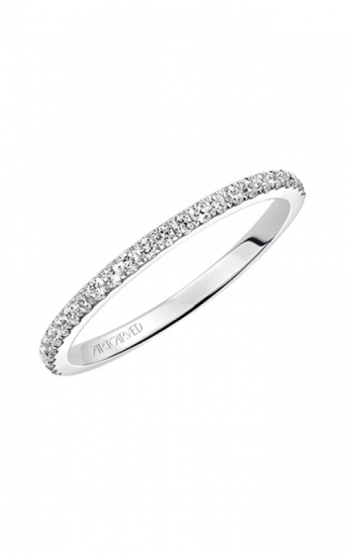 ArtCarved Classic Wedding band 31-V544W-L product image