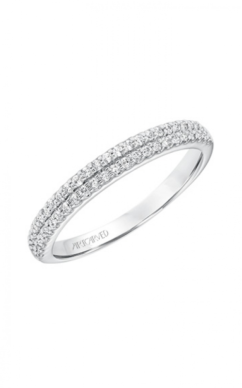 Artcarved MELINDA Ladies Wedding Band 31-V607W-L product image
