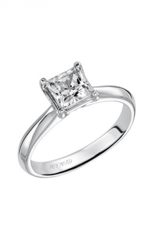 ArtCarved Classic Engagement ring 31-V226ECW-E product image