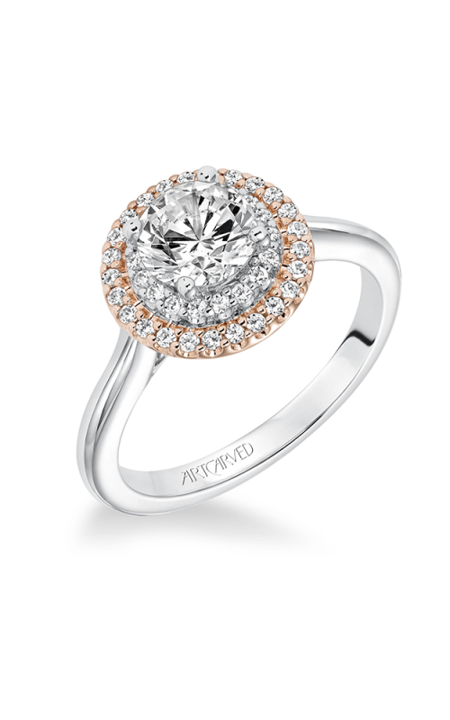 ArtCarved Engagement ring Classic 31-V612ERR-E product image