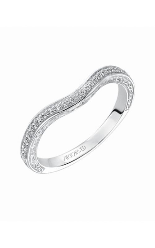 ArtCarved Wedding band Vintage 31-V492GRW-L product image