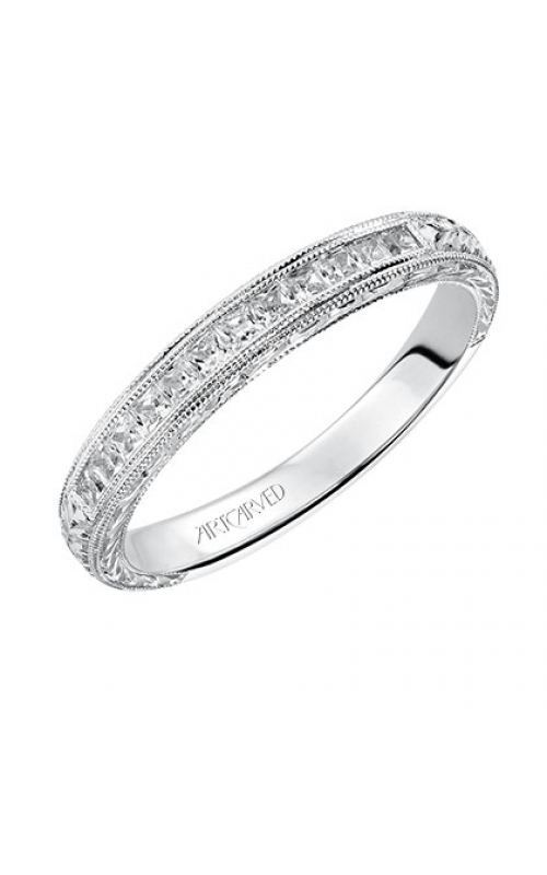 ArtCarved Vintage Wedding band 31-V510W-L product image