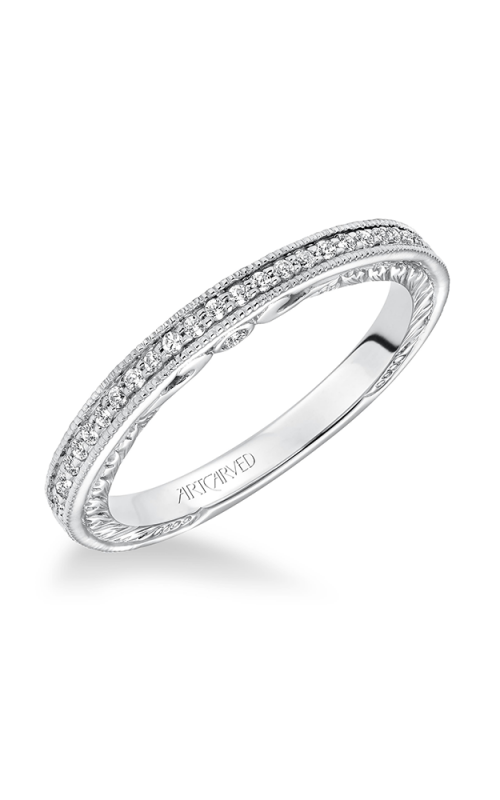 ArtCarved Vintage Wedding band 31-V630W-L product image