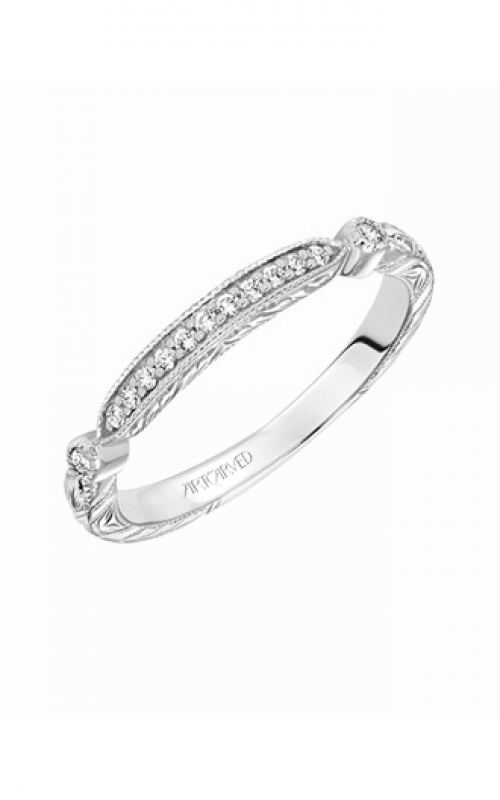 ArtCarved Vintage Wedding band 31-V634W-L product image