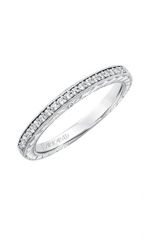 ArtCarved Vintage Wedding band 31-V635W-L product image