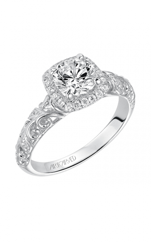 ArtCarved Engagement ring Vintage 31-V531ERW-E product image