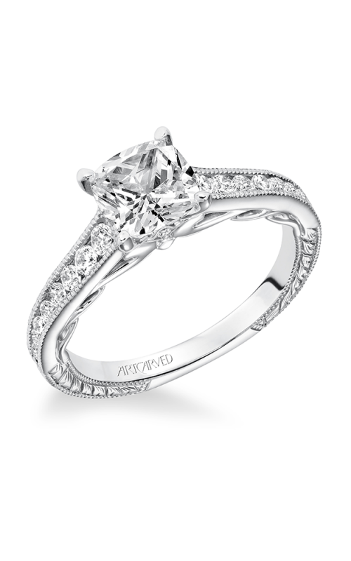ArtCarved Engagement ring Vintage 31-V622FUW-E product image