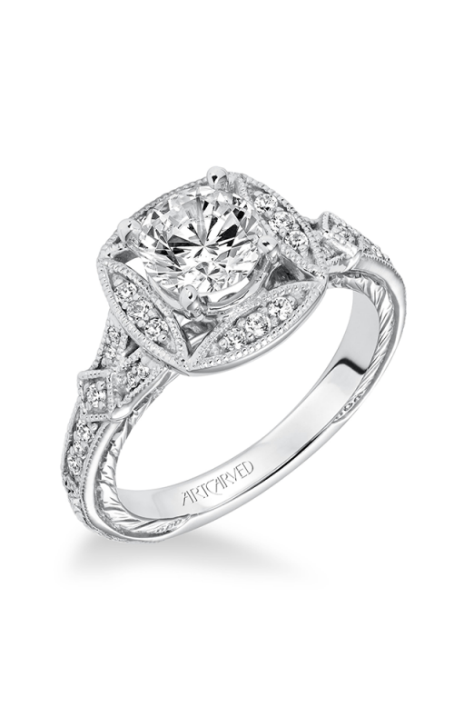 ArtCarved Engagement ring Vintage 31-V629ERW-E product image