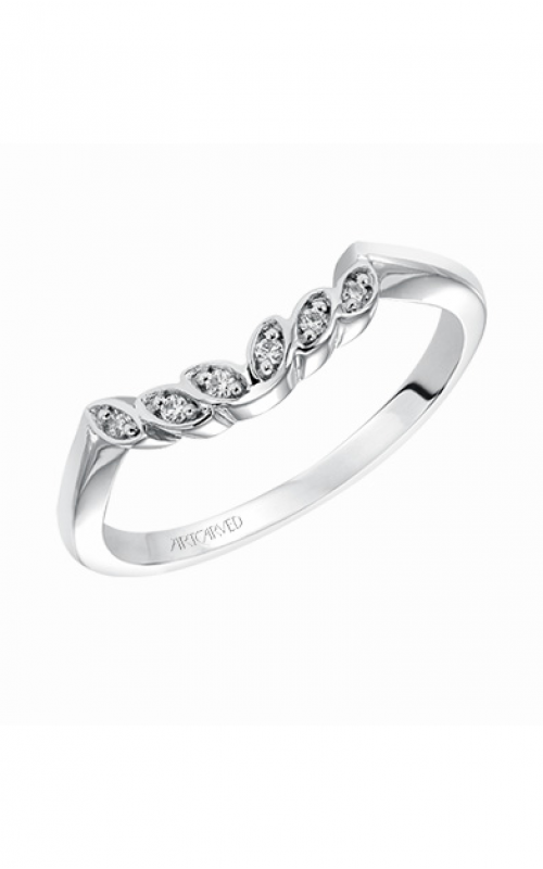 ArtCarved Contemporary Wedding band 31-V317ERW-L product image