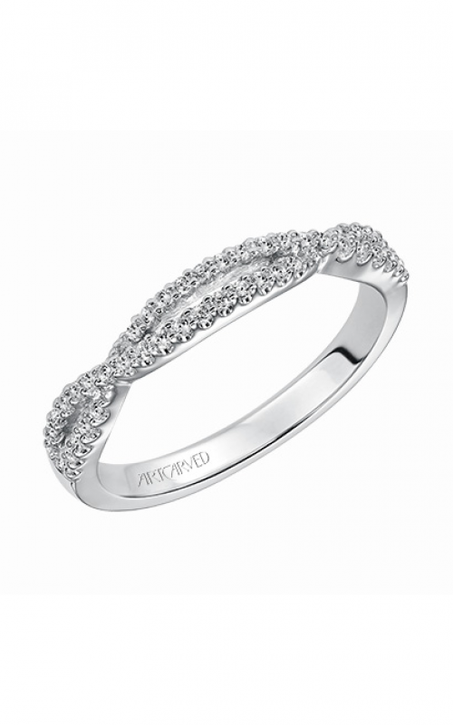 ArtCarved Wedding band Contemporary 31-V339W-L product image