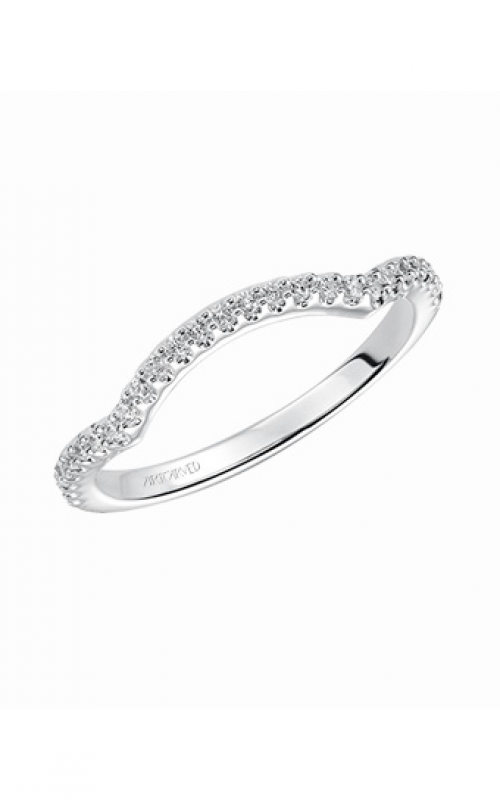 ArtCarved Contemporary Wedding band 31-V452ERW-L product image