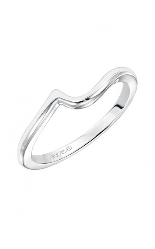 ArtCarved Contemporary Wedding band 31-V582ERW-L product image