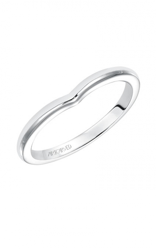 ArtCarved Contemporary Wedding band 31-V584ERW-L product image