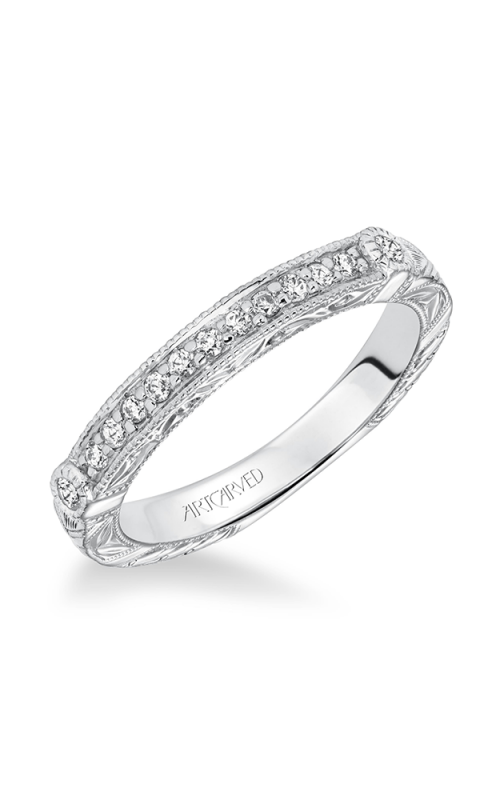 ArtCarved Vintage Wedding band 31-V636W-L product image
