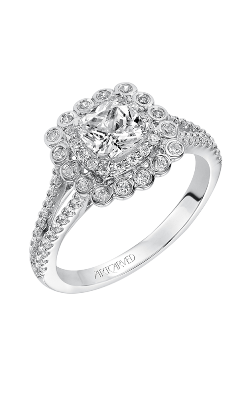 ArtCarved Engagement ring Contemporary 31-V564EUW-E product image