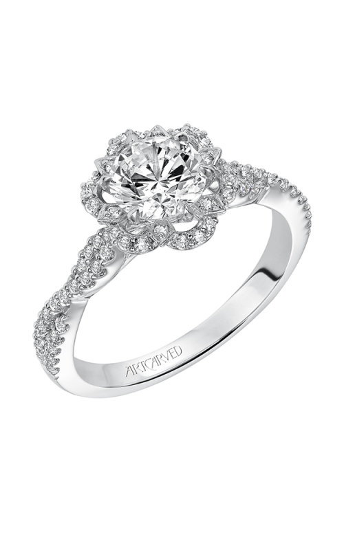 ArtCarved Engagement ring Contemporary 31-V566ERW-E product image