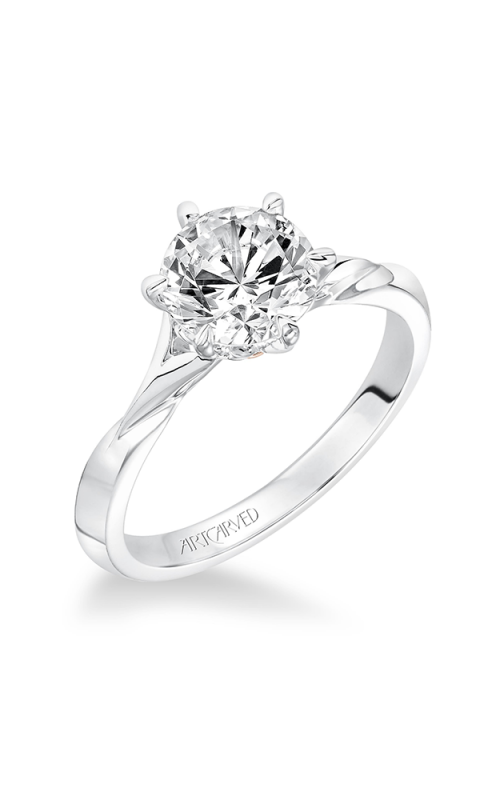 ArtCarved Engagement ring Contemporary 31-V613GRR-E product image