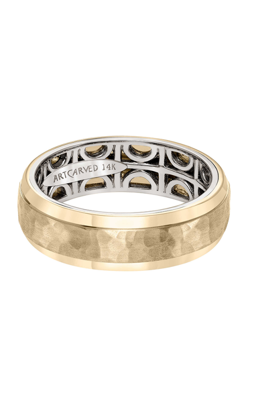 ArtCarved Wedding band Engraved 11-WV13U7-G product image